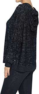 Rockwear Activewear Women's Very Berry Mock Knit Hoodie from Size 4-18 Hoodies & Sweats for Tops