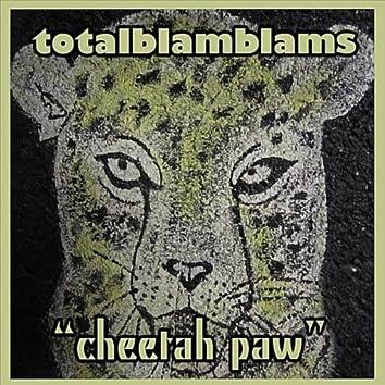 Cheetah Paw