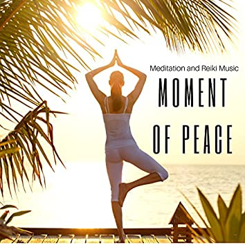 Moment of Peace: Refreshment, Meditation and Reiki Music
