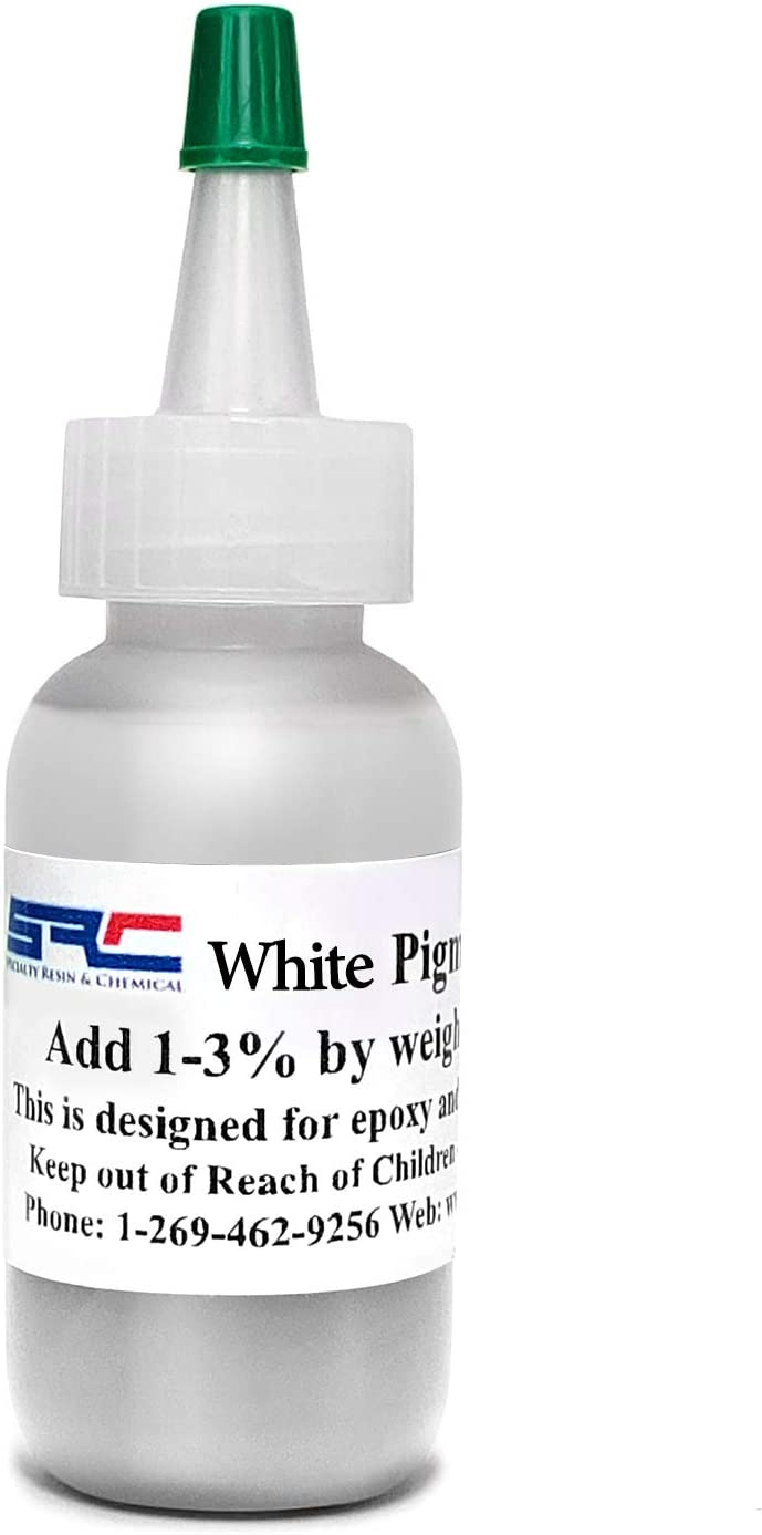 White Manufacturer OFFicial shop Opaque Pigment service Dye - for High a Concentration Polyurethane