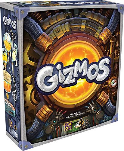 Gizmos, Galápagos Jogos, Multicor
