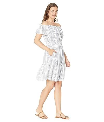 Tommy Bahama Aloha Avenue Off-the-Shoulder Short Dress