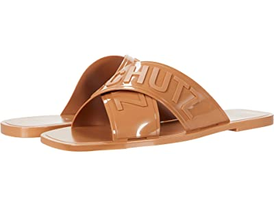 Schutz Meryl (Honey Beige) Women
