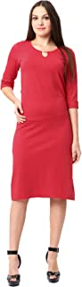 Espresso Women's Knee Length Dress