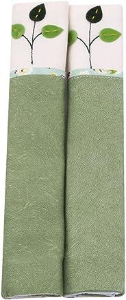 LALANG Refrigerator Door Handle Covers Kitchen Appliance Fridge Supplies (green)