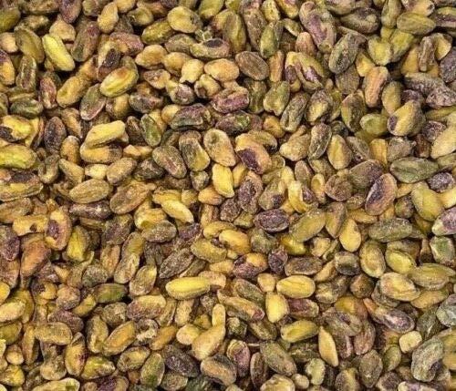 Pistazien ungesalzen geschält ohne Schale Pistazienkerne feinste Qualität Soleilfood 500 Gramm