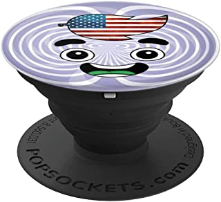 Guava Merch Juice For Kids Box Lover USA Flag Mens Womens  PopSockets Grip and Stand for Phones and Tablets