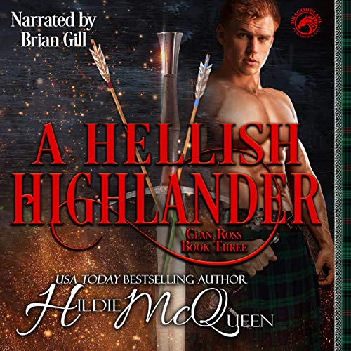 A Hellish Highlander cover art
