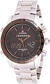 NAVIFORCE Casual Watch For Men Analog Leather - NF9024