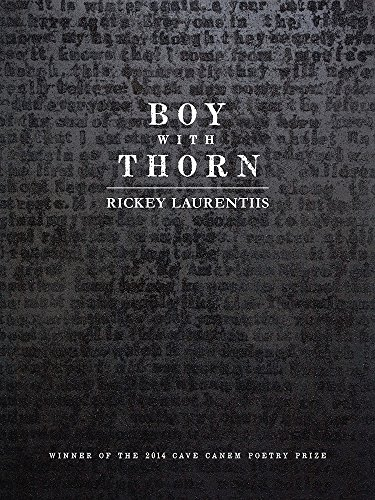 Compare Textbook Prices for Boy with Thorn Pitt Poetry Series 1 Edition ISBN 9780822963813 by Laurentiis, Rickey