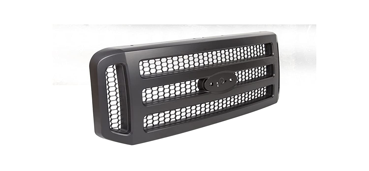 for 2005-2007 Super Duty Same day shipping F250 F350 Grille Award H F450 Paintable F550
