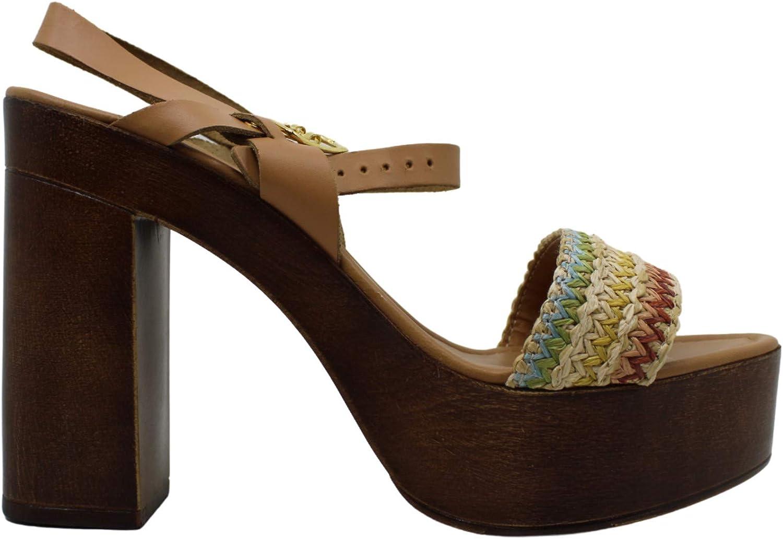 Steve Madden Womens Laurisa Buckle Open Toe Platform Sandals