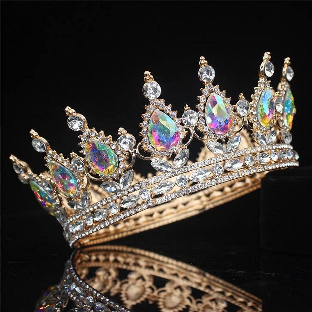 Crystal Queen King Tiaras and Crowns Special price for a limited time for Special Campaign Bridal Bride Wom Diadem