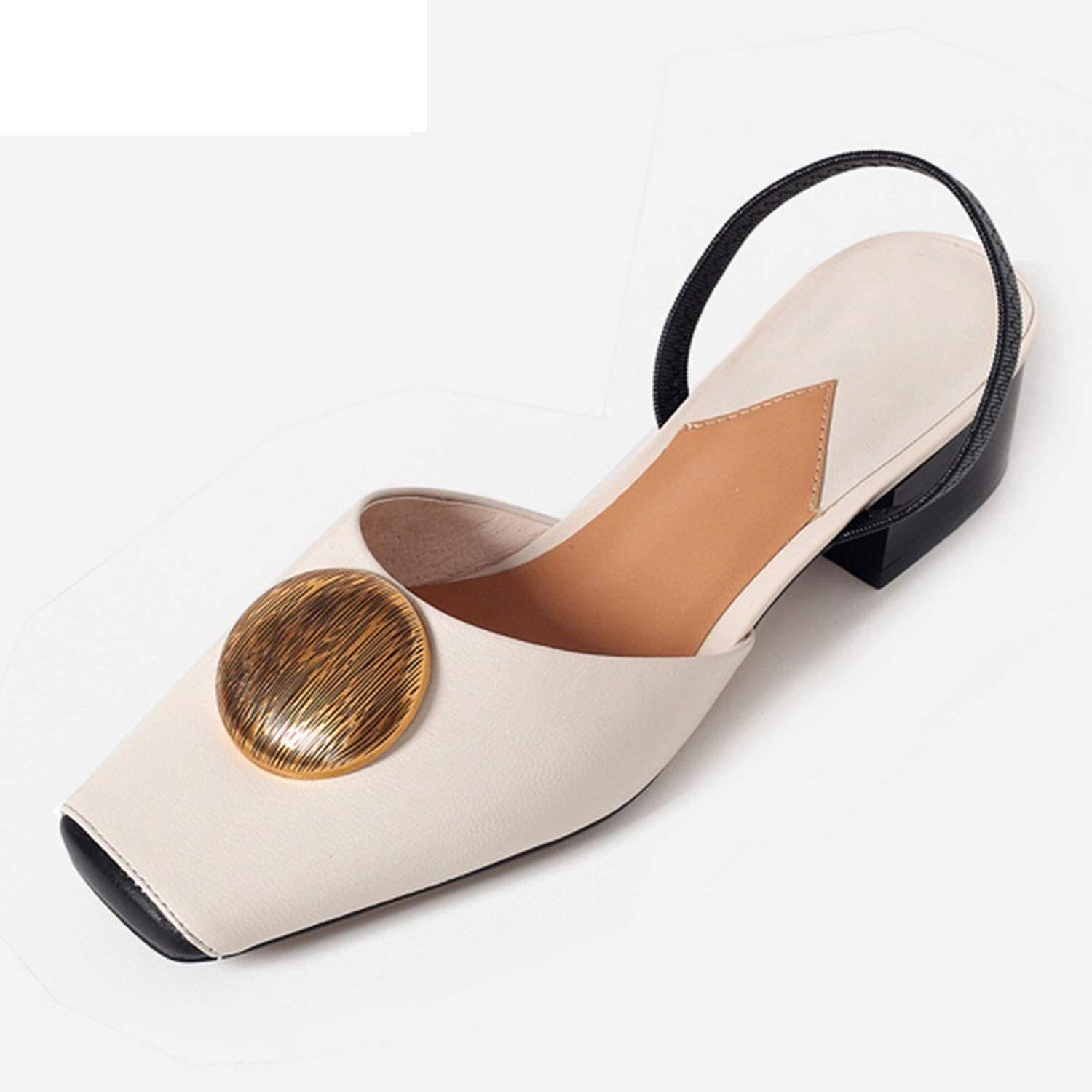 SANDIP MIKEY Summer Genuine Leather shoes Women Sandals Comfortable Date shoes Dress Party Casual Sandals