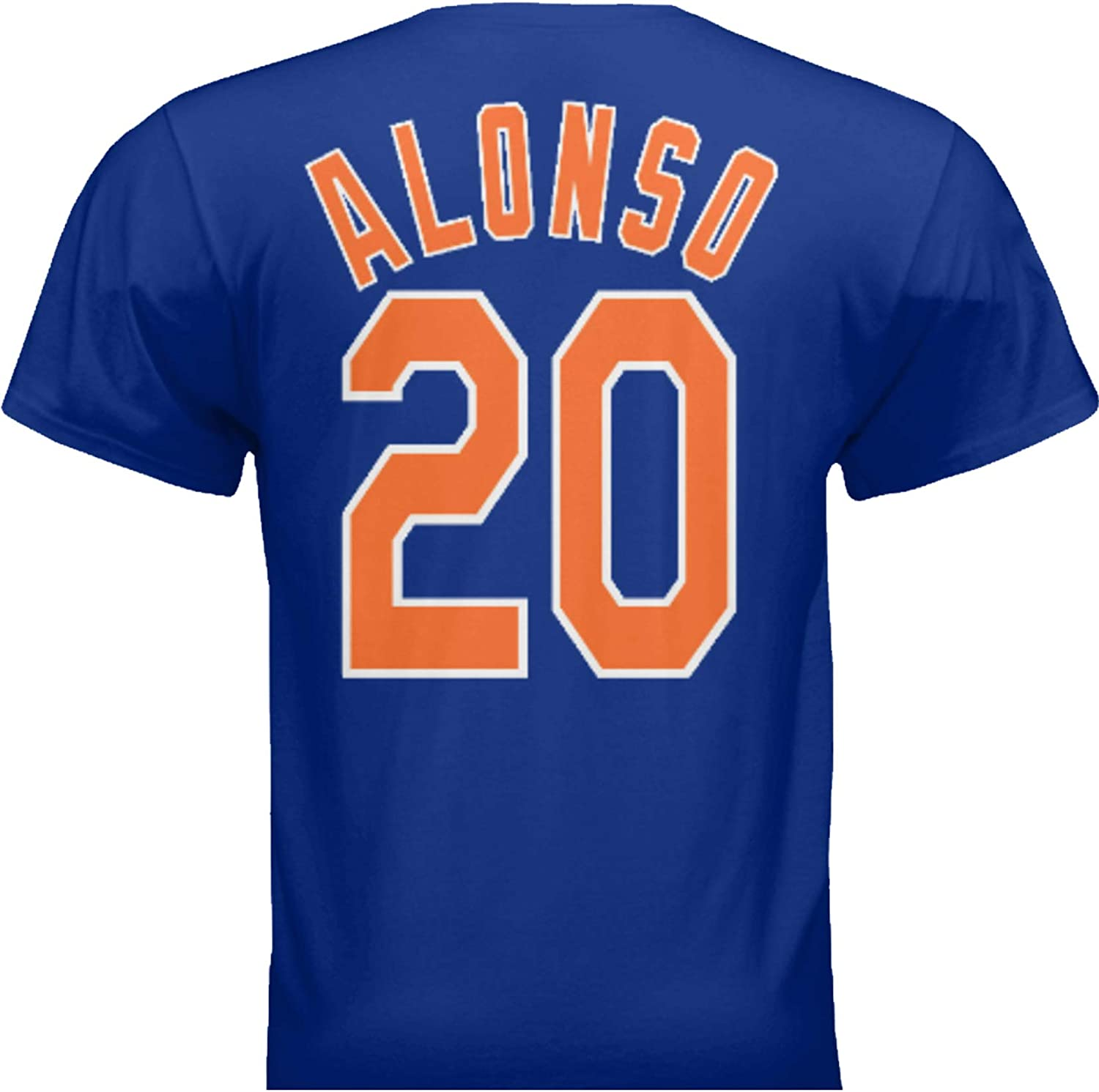 HOFSM.COM Hall of Fame Sports NWT #20 Alonso Max 51% OFF Long-awaited New Memorabilia