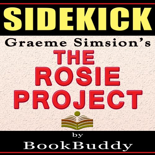 Sidekick: Graeme Simsion's The Rosie Project audiobook cover art