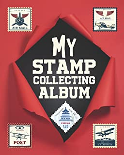 Stamp Collecting Album: World paper currency bill collecting holders money collection album for bills and coins
