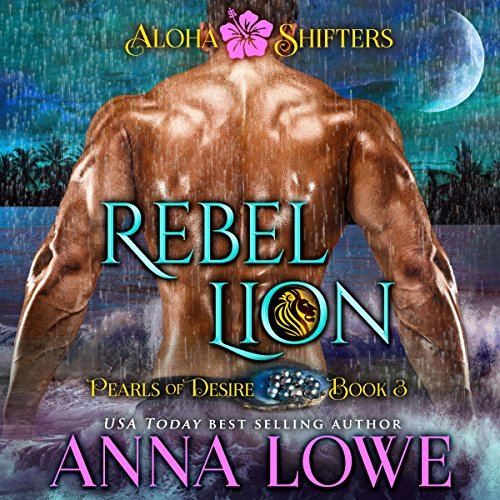 Rebel Lion audiobook cover art