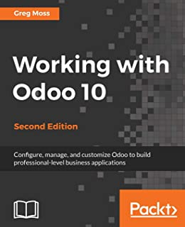 Working with Odoo 10 -