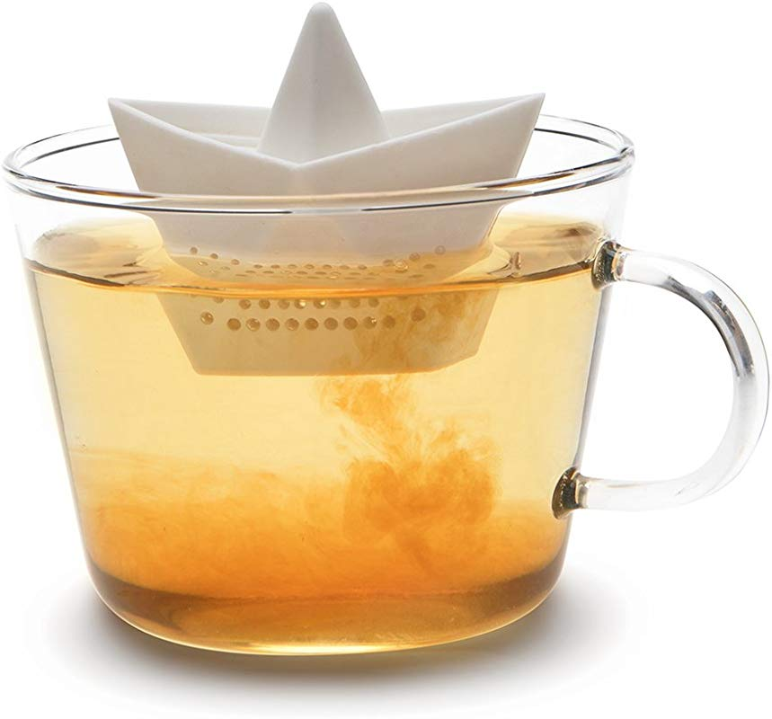 PAPER BOAT Tea Infuser Strainer By OTOTO
