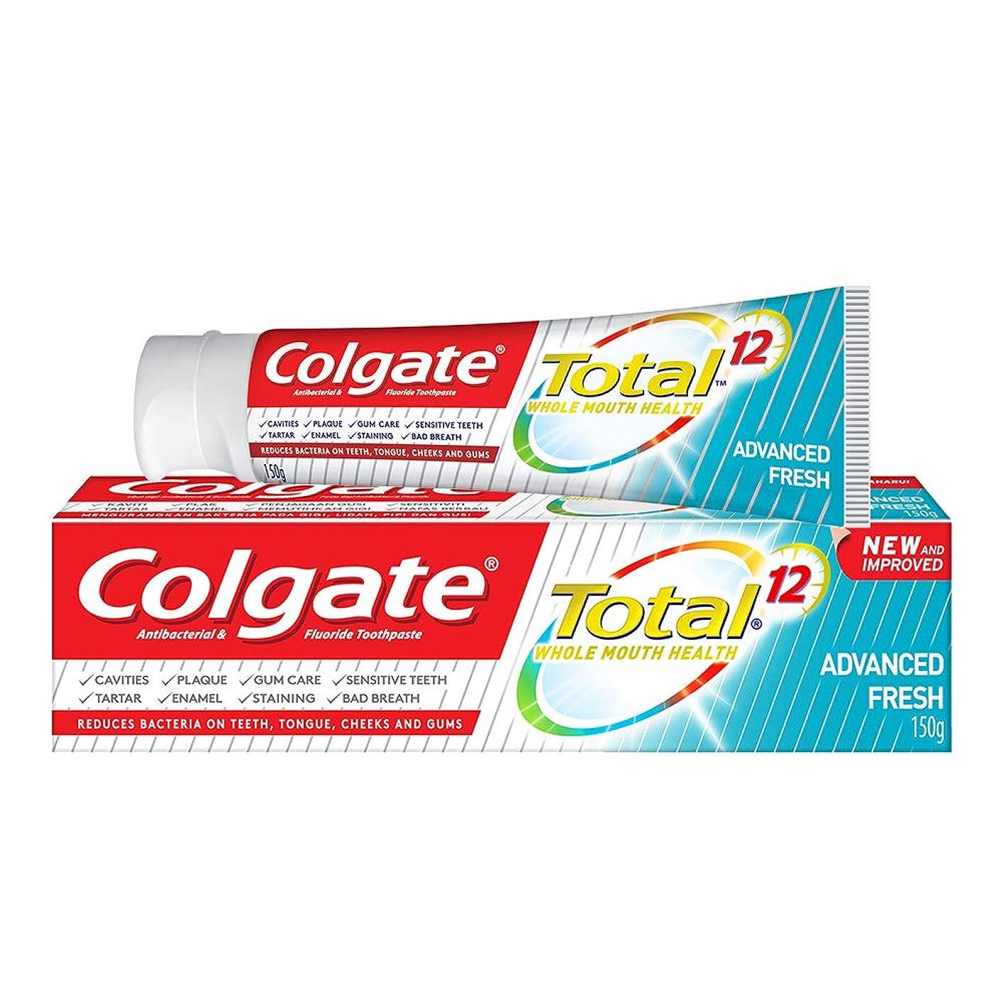 アプローチタイムリーなラリーColgate コルゲート トータル トゥースペースト 150g (歯磨き粉) 【歯磨き粉、虫歯予防、アメリカン雑貨】