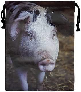 Drawstring Backpacks Cheap for Kids Party Animals Australia Quokka Favors Bags Gym Drawstring Bags Bulk