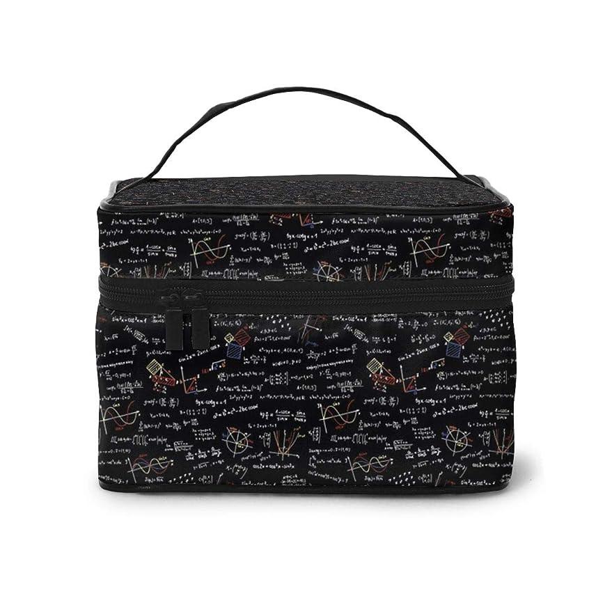 汚い電気陽性エッセンス化粧ポーチ 数字の図案 化粧バッグ 化粧箱 プロ用 化粧ケース メイクボックス 高品質 大容量 化粧品収納バッグ 洗面用具入れ 出張用 旅行用品収納バッグ 小物入れ 化粧道具 カバー付きのファスナー