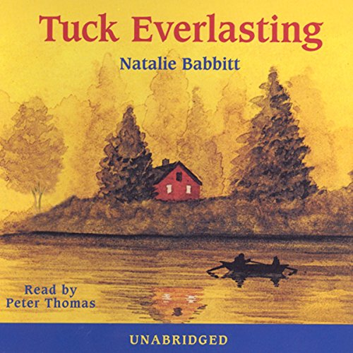 Tuck Everlasting audiobook cover art