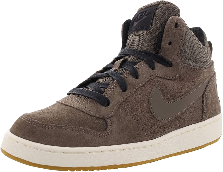 Nike Court Bgoldugh Mid PRM GS Hi Top Trainers 847746 Sneakers shoes