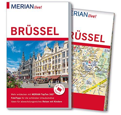MERIAN live! Reiseführer Brüssel: Mit Extra-Karte zum Herausnehmen