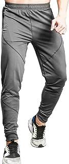 سروال رياضي رجالي للركض مع جيوب بسحاب من تي بي ام بوي