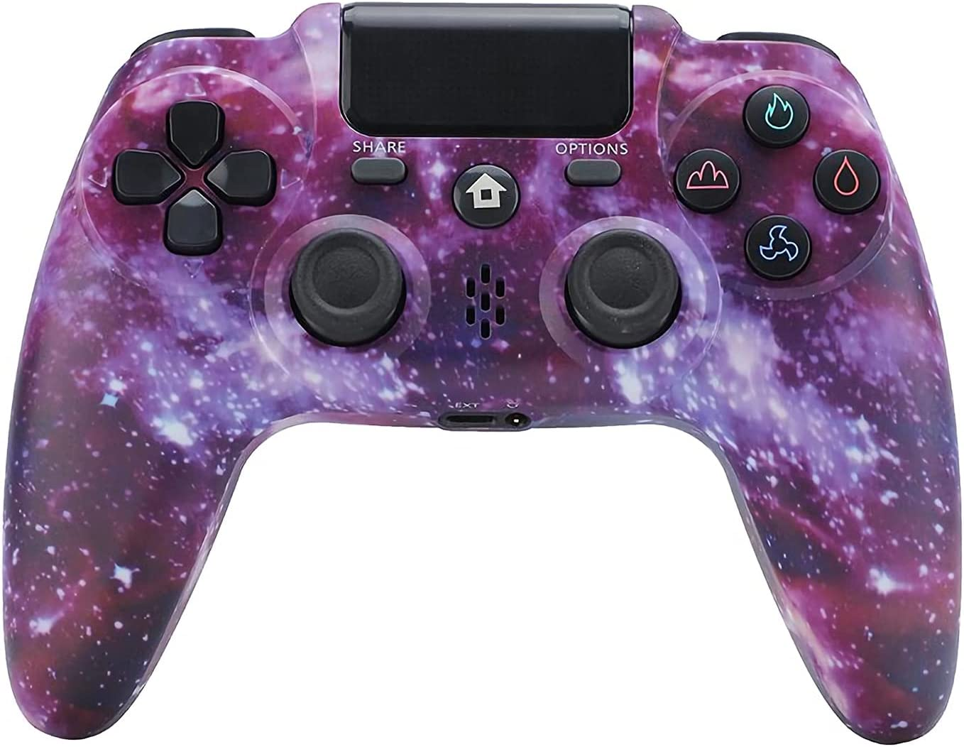 Oklahoma City Mall Wireless PS4 Controller Vinklan 2021 Upgraded Game All items in the store Design Contr