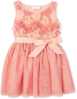 فستان للفتيات بدون أكمام من ذا كيدز بليس