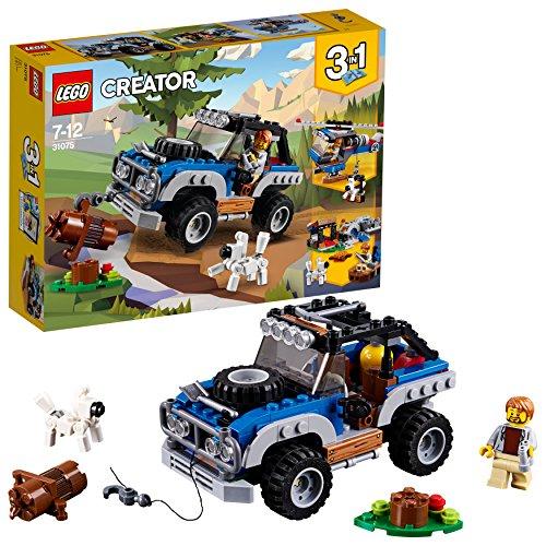 Lego Creator - Avventure nel Deserto, Multicolore, 31075