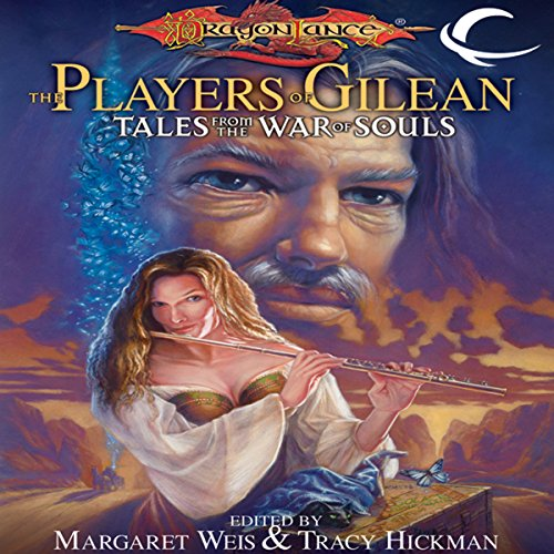 The Players of Gilean audiobook cover art