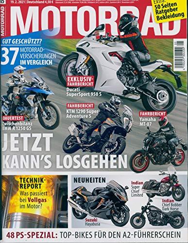 Motorrad 5/2021