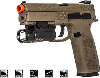 ASG CZ P-09 GBB Airsoft Pistol (Flat Dark Earth)