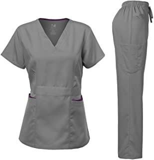 Amazon Com Uniformes Y Ropa De Hospital Para Mujer Ropa Medica Ropa Ropa Zapatos Y Joyeria