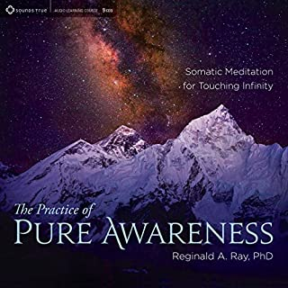 The Practice of Pure Awareness audiobook cover art