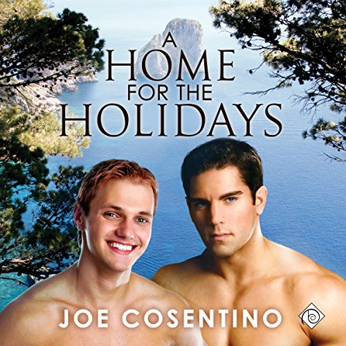 A Home for the Holidays audiobook cover art