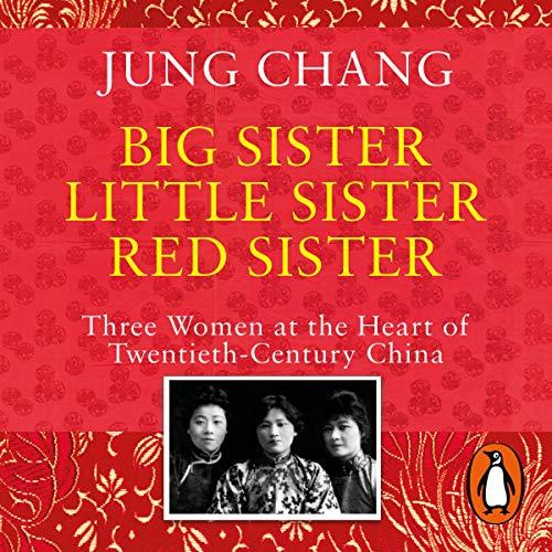 Big Sister, Little Sister, Red Sister cover art