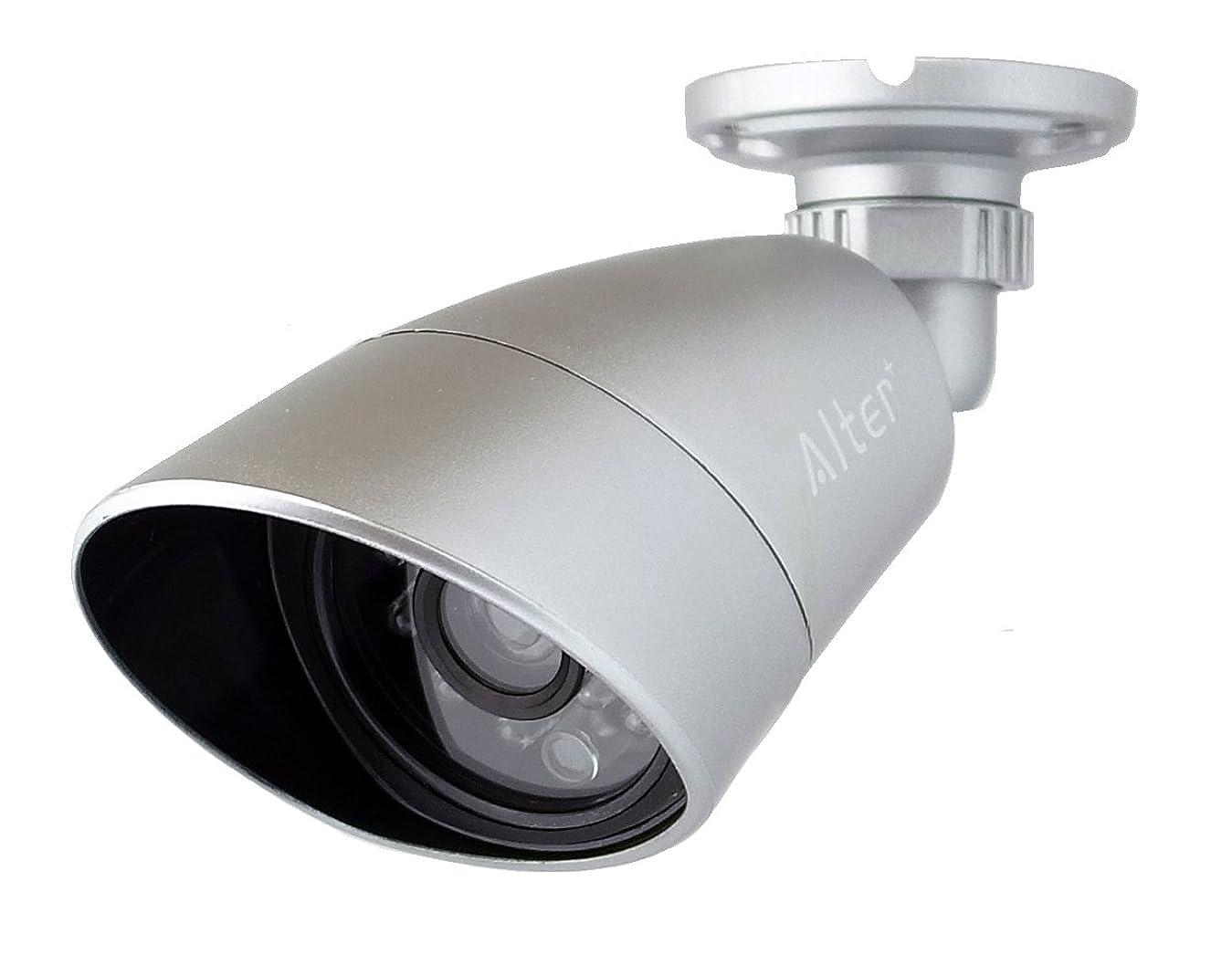 歌うテーマリボンキャロットシステムズ オルタプラス 監視カメラ 防犯用ミニDIYカメラ 防滴 AT-1300