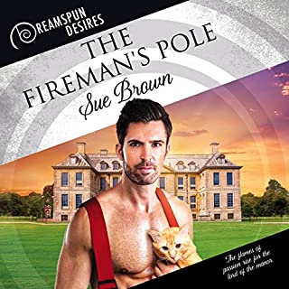 The Fireman's Pole audiobook cover art