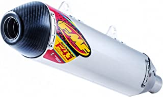 FMF Factory 4.1 RCT Slip-On Exhaust (Aluminum with Stainless Steel Mid Pipe and Carbon Fiber End Cap) for 16-18 KTM 450SXF