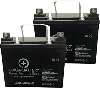 Pride TSS 300 Battery Replacement Kit