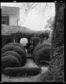 HistoricalFindings Photo: Sherrill Inn,porches,Hickory Nut Gap,NC,North Carolina,Architecture,South,1938 2