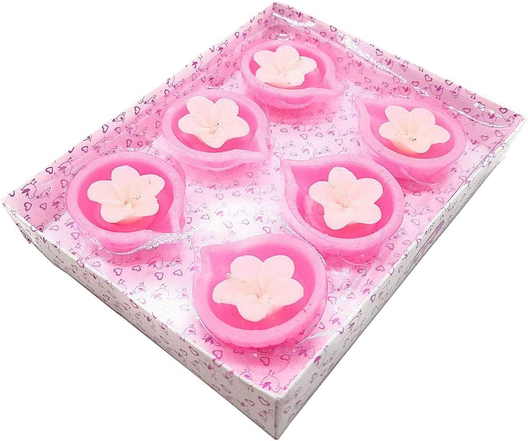 Spiritual World Diya Flower Style Floating Pi Candles Sales results No. 1 of - Set Ranking TOP19 6