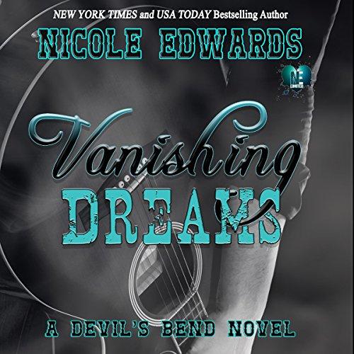 Vanishing Dreams audiobook cover art