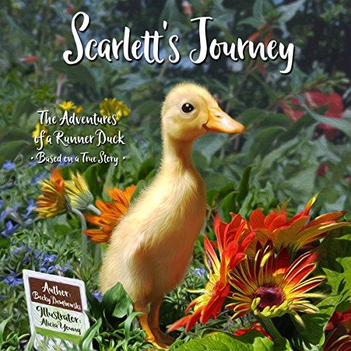 Scarlett's Journey audiobook cover art