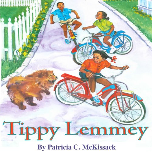 Tippy Lemmey cover art